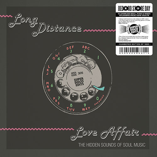 Various/LONG DISTANCE LOVE... - RSD DLP