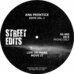 "Ana Prentice/EDITS VOL. 1 12"""