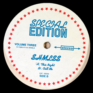 "SHMLSS/SPECIAL EDITION VOL. 3 12"""