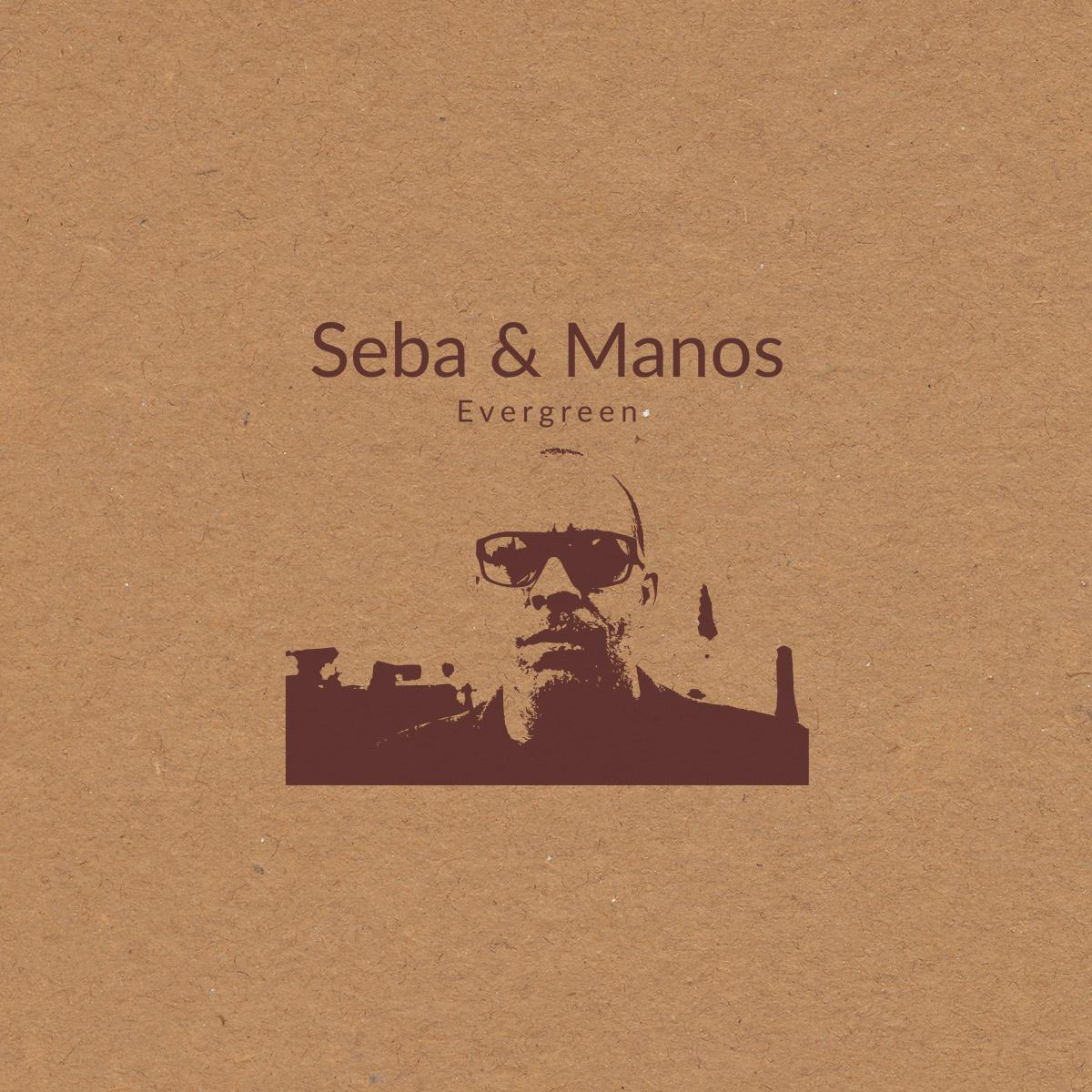 "Seba/EVERGREEN EP D12"""