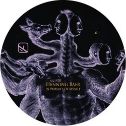 "Henning Baer/IN PURSUIT OF MYSELF 12"""