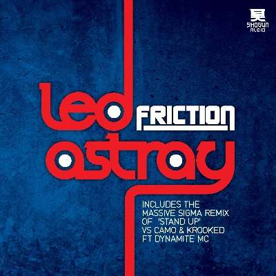 Friction/LED ASTRAY 12""