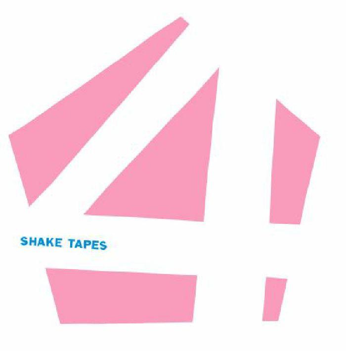 """Dan Shake/SHAKE TAPES VOL 4 12"""""""