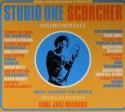 Various/STUDIO ONE SCORCHER CD