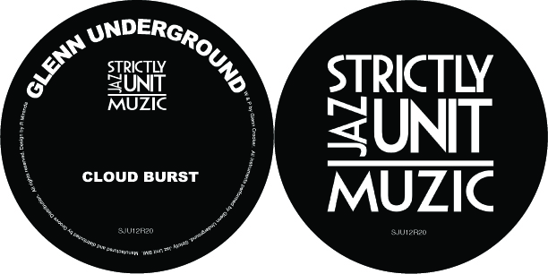 Glenn Underground/CLOUD BURST 12""