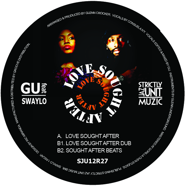 """GU ft Swaylo/LOVE SOUGHT AFTER 12"""""""