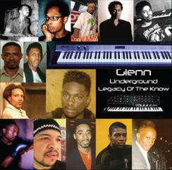 Glenn Underground/LEGACY OF THE KNOW CD