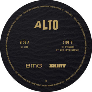 Better Lost Than Stupid/ALTO 12""