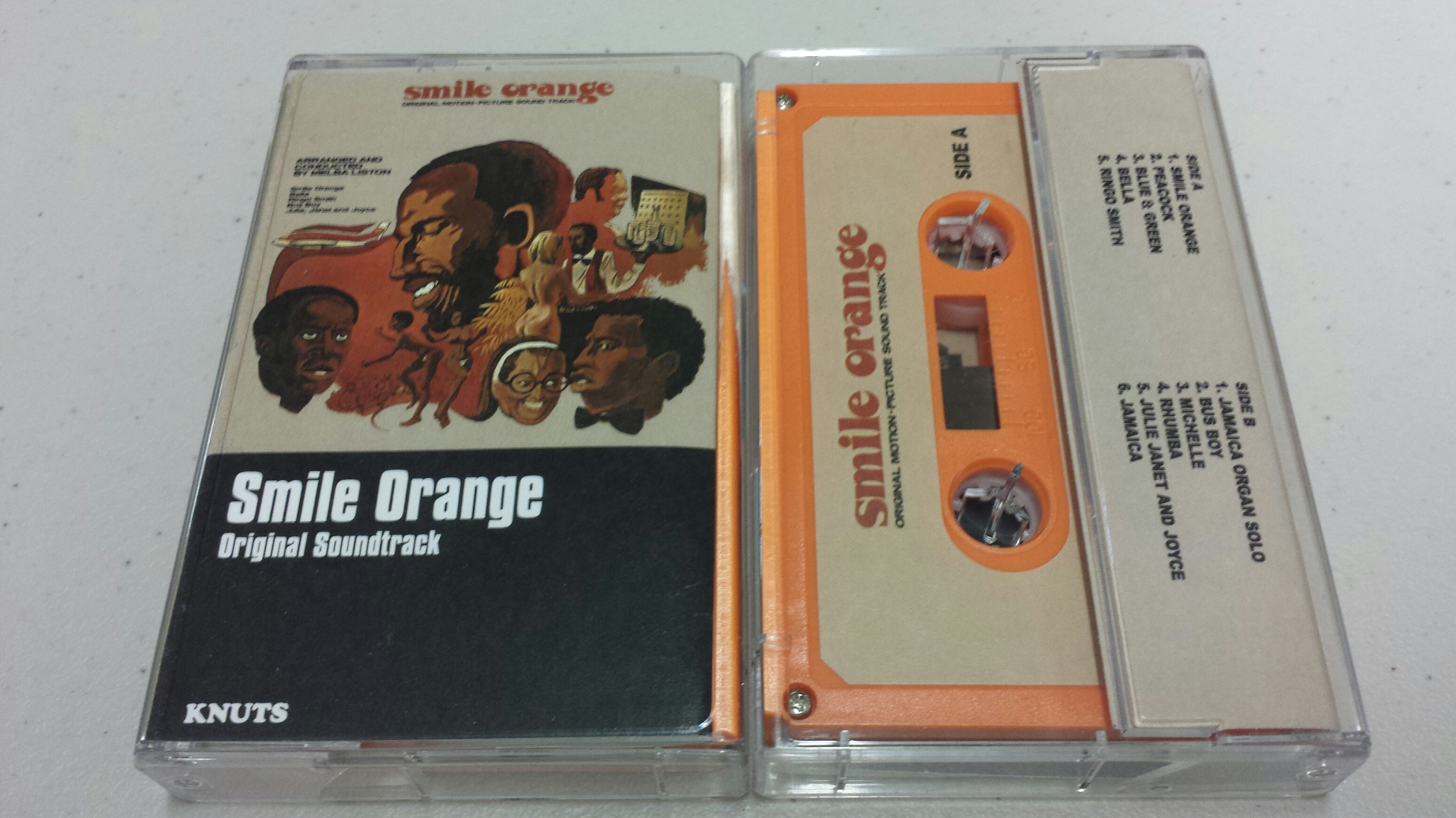 Smile Orange/ORIGINAL SOUNDTRACK TAPE