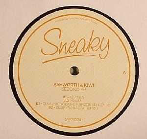 "Ashworth & Kiwi/SECOND EP 12"""