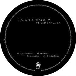 """Patrick Walker/VEILED SPACE EP 12"""""""