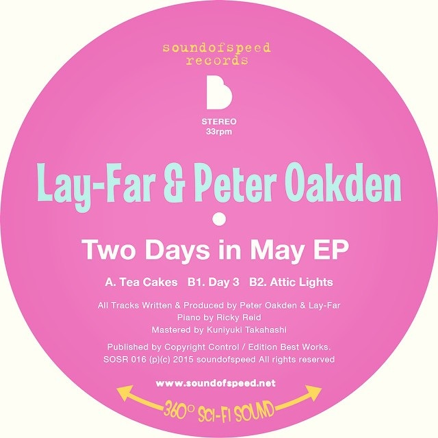 Lay-Far & Peter Oakden/TWO DAYS.. EP 12""