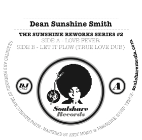 """Dean """"Sunshine"""" Smith/REWORKS #2 12"""""""