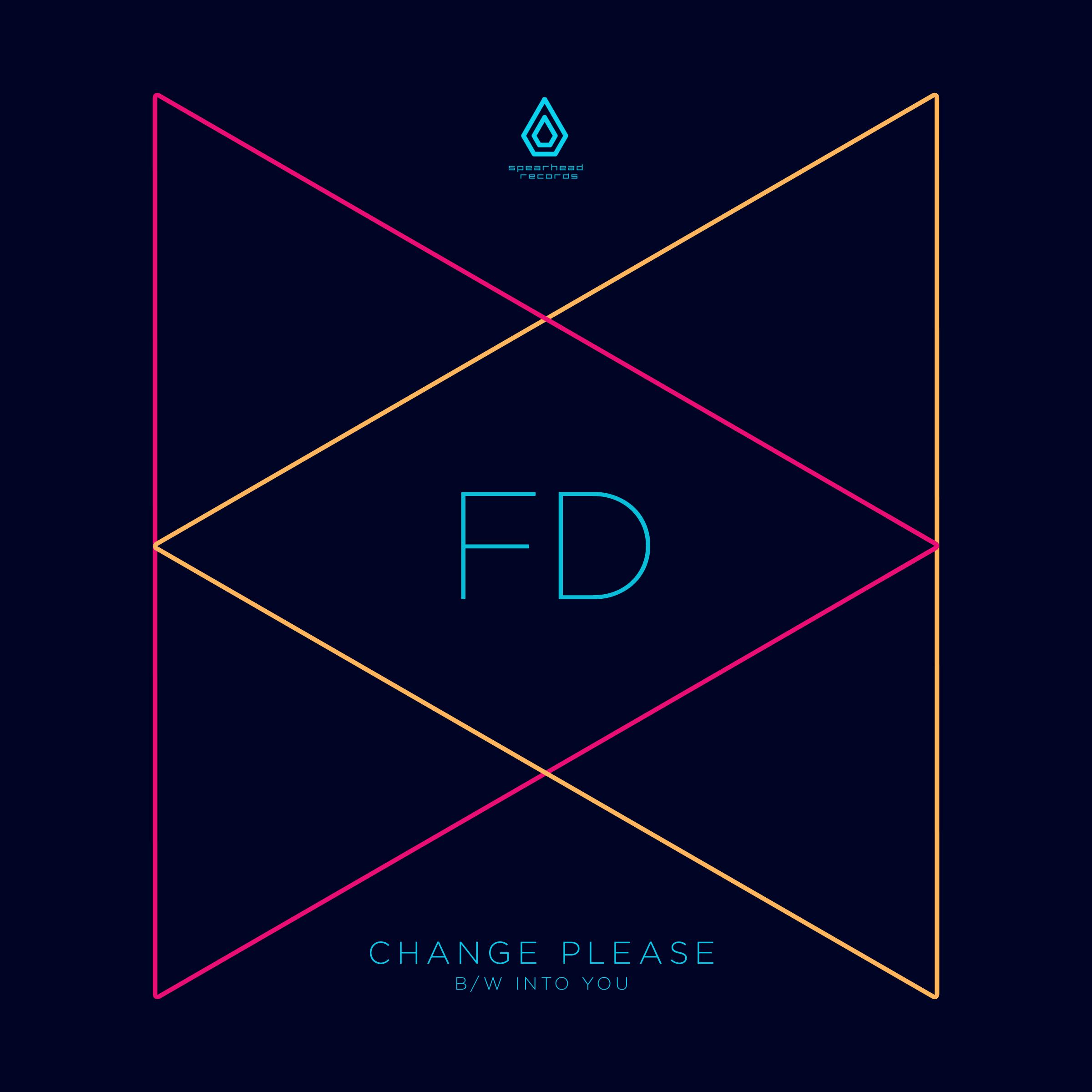 """FD/CHANGE PLEASE 12"""""""