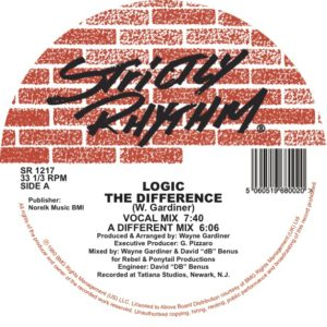 Logic/THE DIFFERENCE 12""