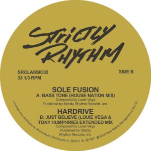 Various/STRICTLY CLASSICS VOL 2 12""