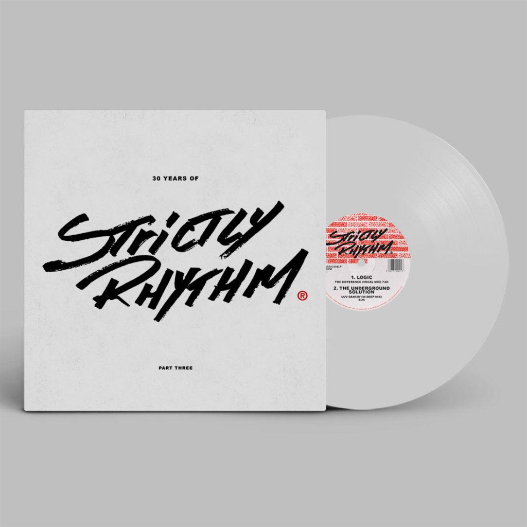 Various/30 YEARS STRICT RHYTHM V3-CV DLP