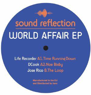 "Various/WORLD AFFAIR EP 12"""