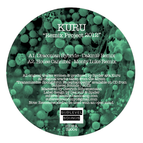 "Kuru/REMIX PROJECT 2012 12"""
