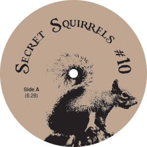 Secret Squirrel/NO 10 12""