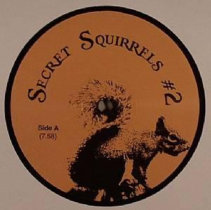 """Secret Squirrel/NO 02 12"""""""