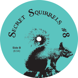 Secret Squirrel/NO 08 12""