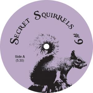 """Secret Squirrel/NO 09 12"""""""