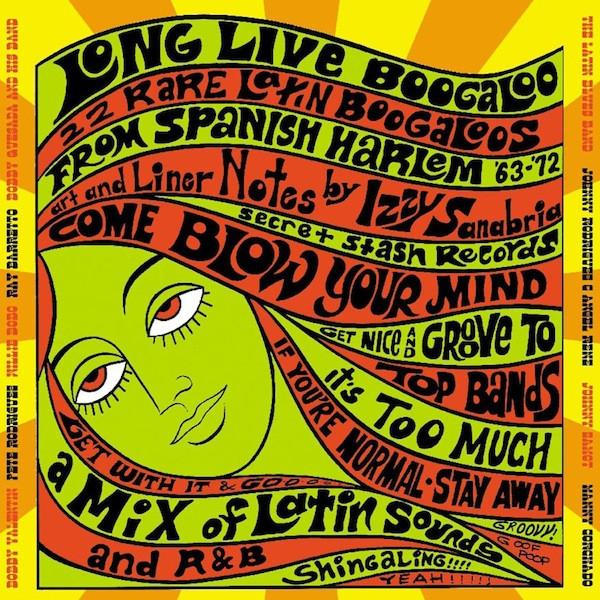 Various/LONG LIVE BOOGALOO (1963-72) CD