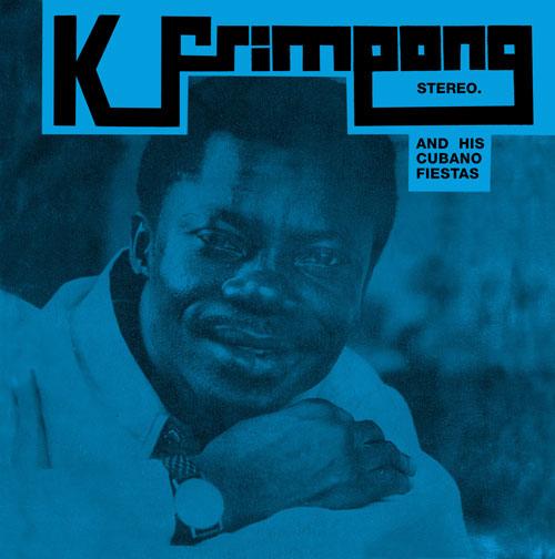 K. Frimpong & His Cubano Fiestas/BLUE CD