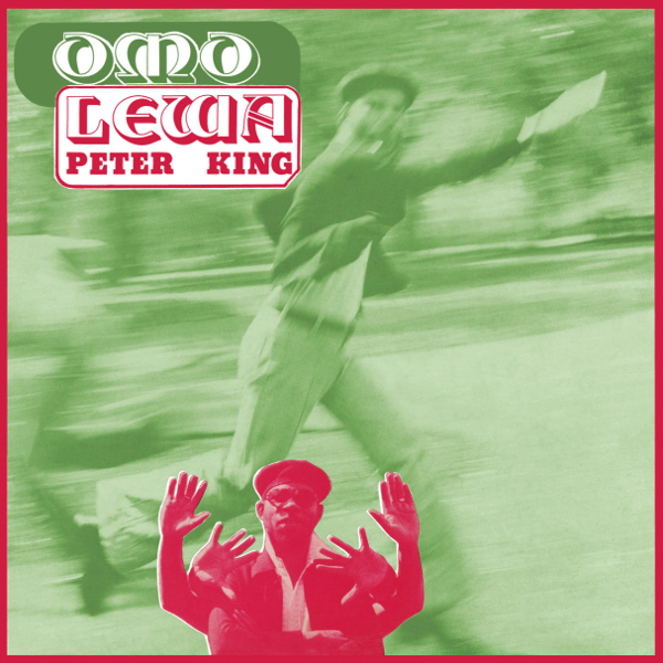 Peter King/OMO LEWA CD