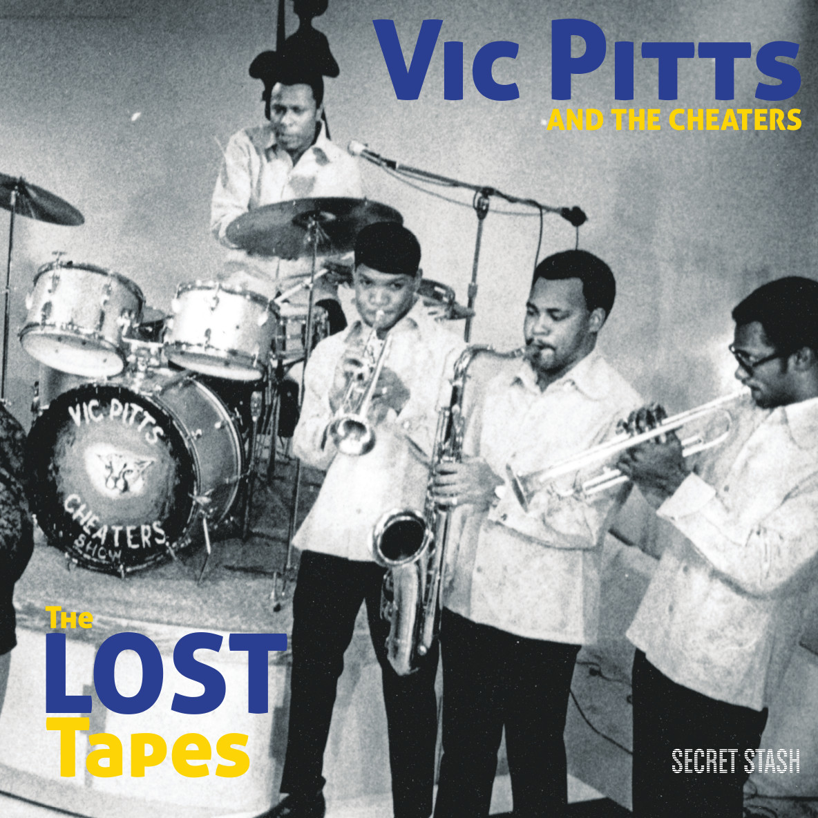 Vic Pitts & The Cheaters/LOST TAPES LP