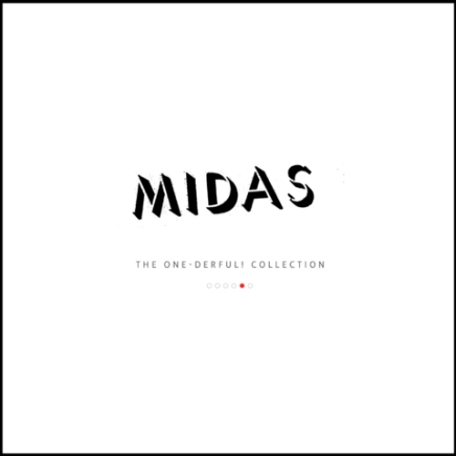 Various/MIDAS RECORDS (ONE-DERFUL!) DLP