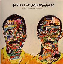Various/10 YEARS OF SECRETSUNDAZE DCD