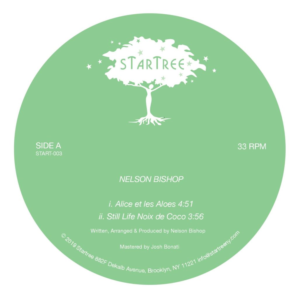 Nelson Bishop/ALICE ET LES ALOES 12""