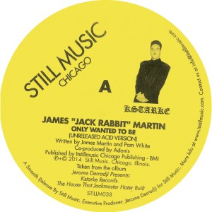 James Martin/THERE ARE DREAMS AND...12""