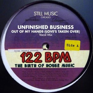 Unfinished Business/OUT OF MY... D12""