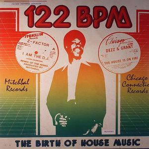 Various/122 BPM: BIRTH OF HOUSE... DLP