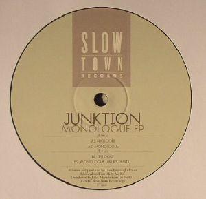 "Junktion/MONOLOGUE EP 12"""