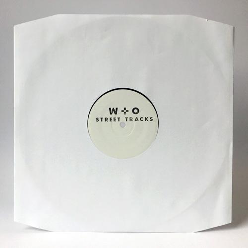"""Various/STREET TRACKS WHITE 001 12"""""""