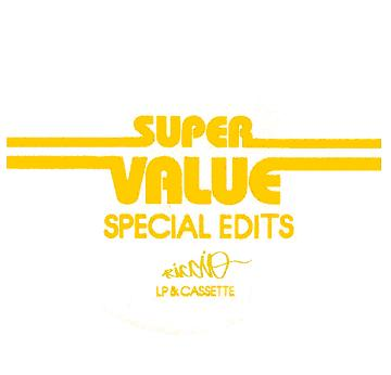 Super Value/SPECIAL EDITS 14-RICCIO 12""