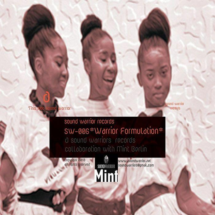 "Various/WARRIOR FORMULATION EP 12"""