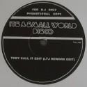 """Small World Disco/EDITS #4 12"""""""
