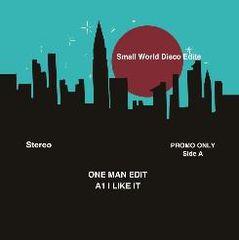 """Small World Disco/EDITS #17 12"""""""