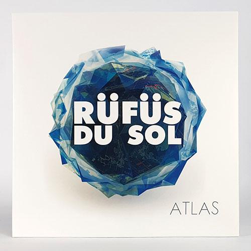 Rufus Du Sol/ATLAS (BLACK VINYL) DLP