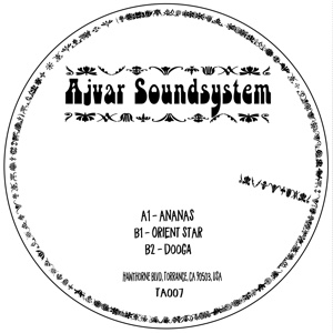 "Ajvar Soundsystem/ANANAS 12"""