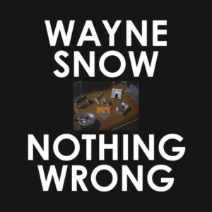 """Wayne Snow/NOTHING WRONG 12"""""""
