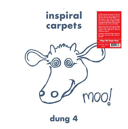 Inspiral Carpets/DUNG 4 LP
