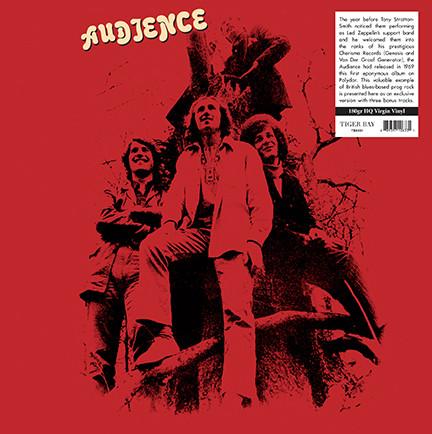 Audience/AUDIENCE (1969) LP