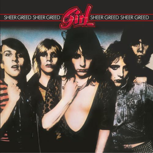 Girl/SHEER GREED (180g) LP