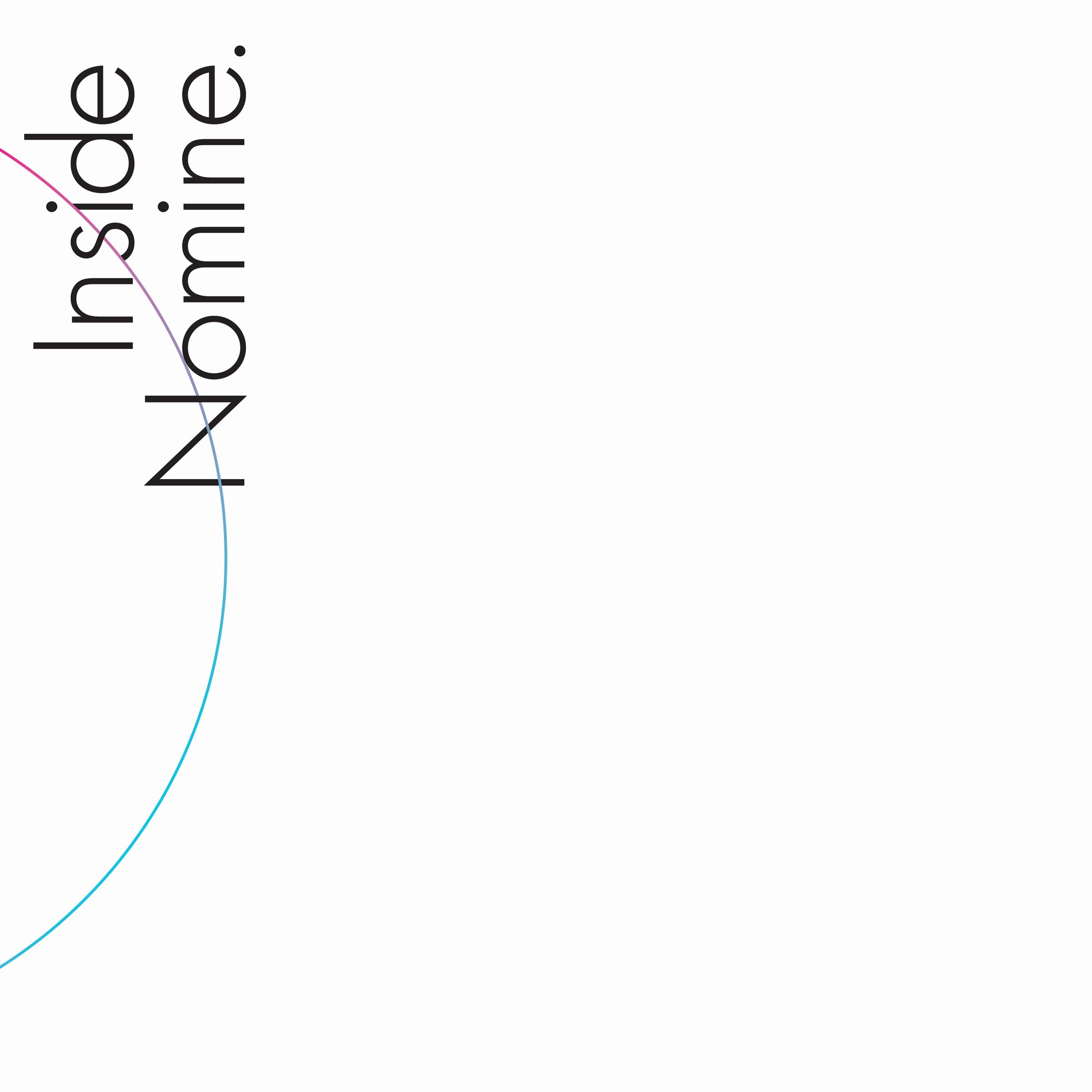 Nomine/INSIDE NOMINE CD